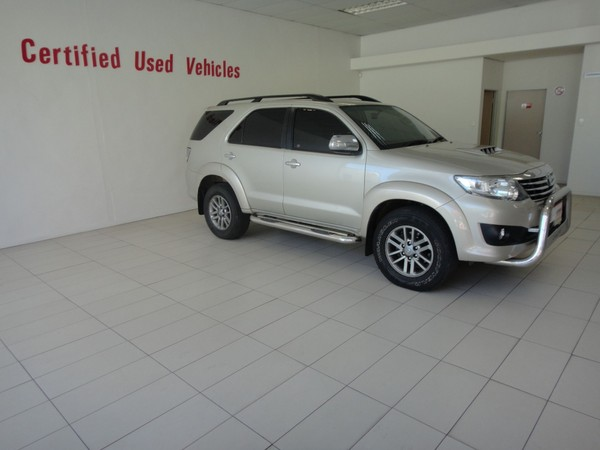 2013 Toyota Fortuner 3.0d-4d 4x4 At  Western Cape Ceres_0