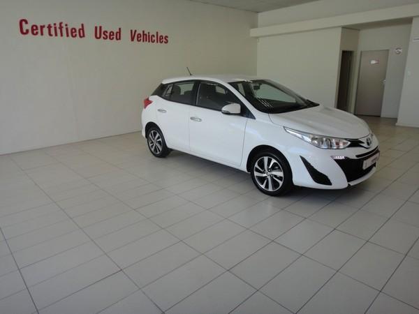 2018 Toyota Yaris 1.5 Xs CVT 5-Door Western Cape Ceres_0
