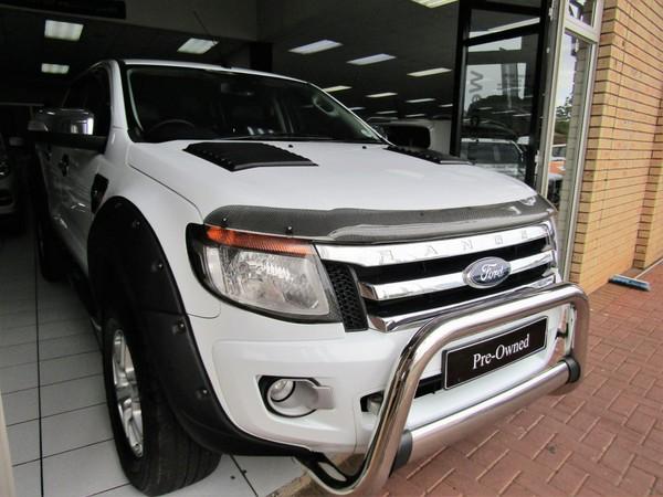 2014 Ford Ranger 3.2TDCi XLT Auto Double Cab Bakkie Kwazulu Natal Empangeni_0