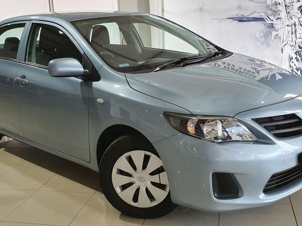 2018 Toyota Corolla Quest 1.6 Gauteng Hatfield_0