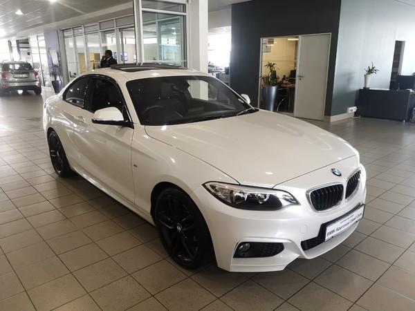 2016 BMW 2 Series 220i Coupe M Sport Auto Western Cape Claremont_0