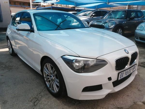 2012 BMW 1 Series 125i M Sport Line 3dr At f21  Gauteng Rosettenville_0