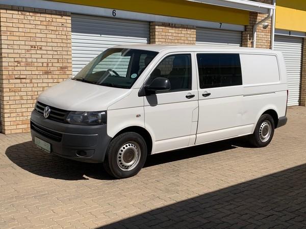 2010 Volkswagen Transporter T5 2.0 Tdi Lwb 75kw Fc Pv  Free State Bloemfontein_0