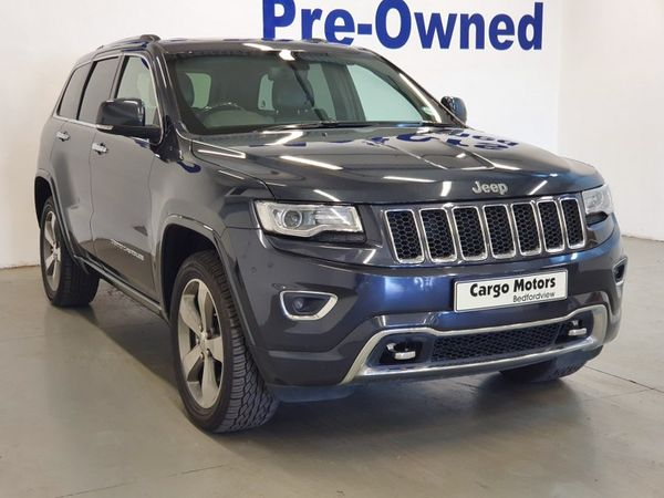 2014 Jeep Grand Cherokee 3.0L V6 CRD OLAND Gauteng Johannesburg_0