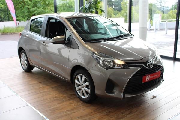 2015 Toyota Yaris 1.3 5-Door Gauteng Bryanston_0