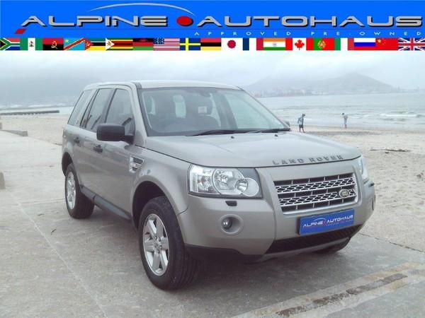 2009 Land Rover Freelander Ii 2.2 Td4 Se  Western Cape_0