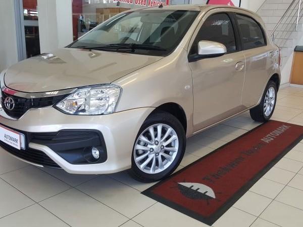 2017 Toyota Etios 1.5 Xs 5dr  Kwazulu Natal Durban_0