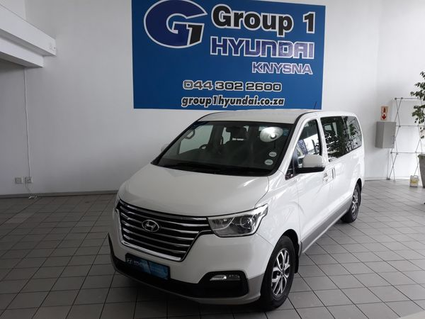 2018 Hyundai H1 2.5 CRDI Wagon Auto Western Cape Knysna_0