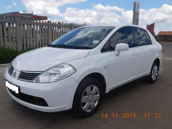 2012 Nissan Tiida 1.6 Visia  H31 Sedan Gauteng Brakpan_0