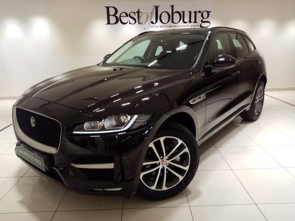 2019 Jaguar F-Pace 2.0 i4D AWD R-Sport Gauteng Rivonia_0