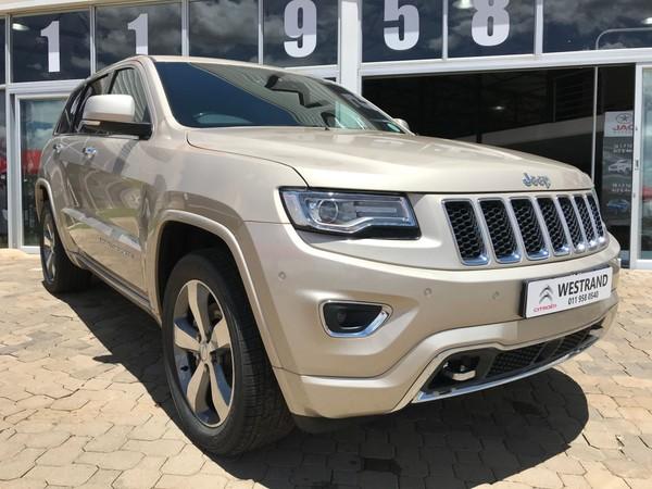2019 Jeep Grand Cherokee 3.6L Overland Gauteng Roodepoort_0