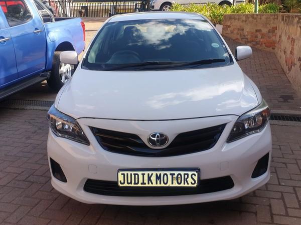2016 Toyota Corolla Quest 1.6 Auto Gauteng Johannesburg_0