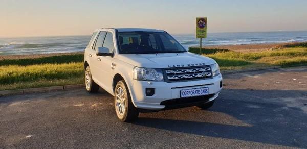 2013 Land Rover Freelander Ii 2.2 Sd4 Se At  Kwazulu Natal Umhlanga Rocks_0