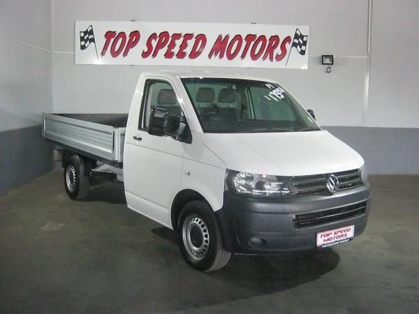 2014 Volkswagen Transporter T5 2.0tdi 103 Kw Dsg Lwb Pu Sc  Gauteng Vereeniging_0