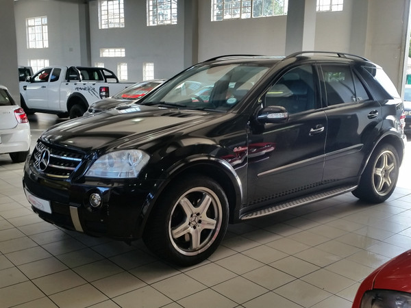 2007 Mercedes-Benz M-Class Ml 63 Amg  Western Cape Wynberg_0