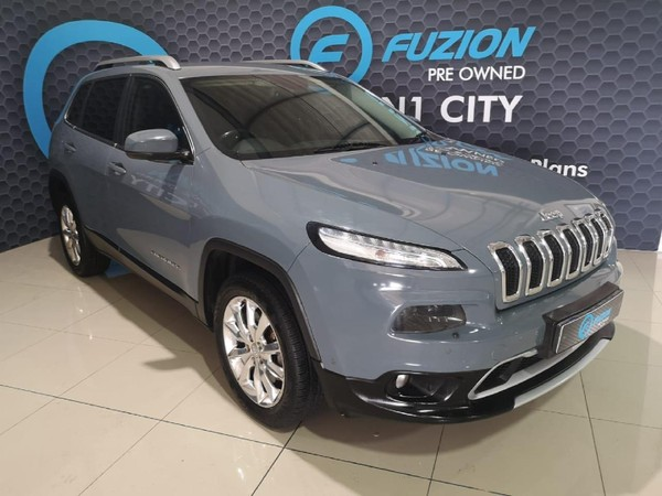2014 Jeep Cherokee 3.2 Limited 4x4 Western Cape Goodwood_0