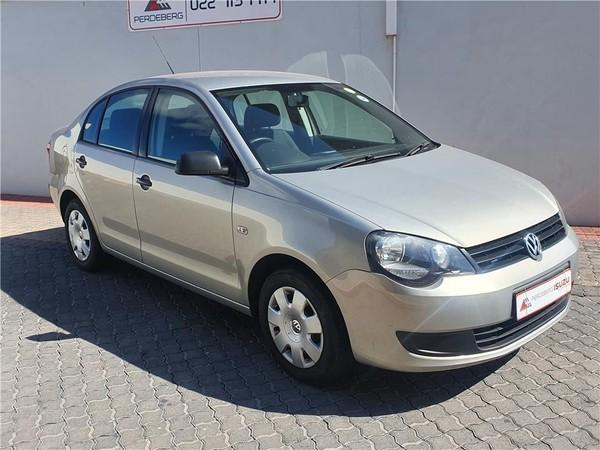 2013 Volkswagen Polo 1.4 Trendline  Western Cape Vredenburg_0