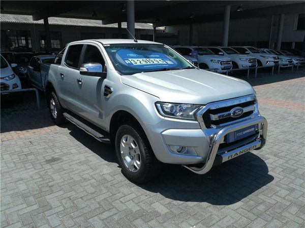 2016 Ford Ranger 2.2TDCi XLT Double Cab Bakkie Eastern Cape East London_0