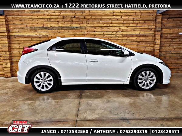 2012 Honda Civic 1.8 Vxi At  Gauteng Pretoria_0