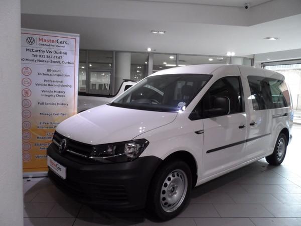 2019 Volkswagen Caddy MAXI Crewbus 2.0 TDi DSG Kwazulu Natal Durban_0