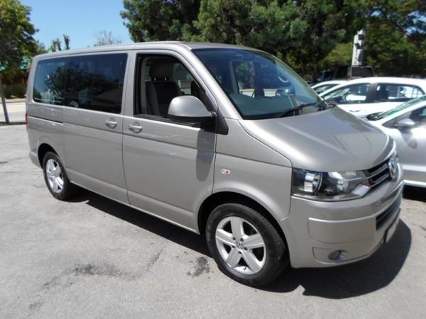 2015 Volkswagen Kombi 2.0 TDi 103kw Comfortline Western Cape Knysna_0