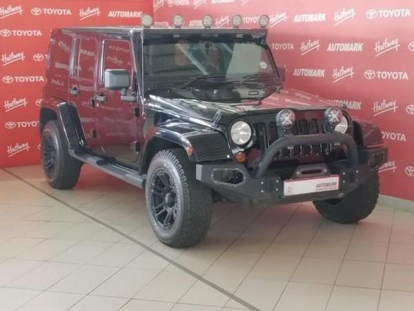 2013 Jeep Wrangler 3.8 Unltd Sahara At  Gauteng Sandton_0