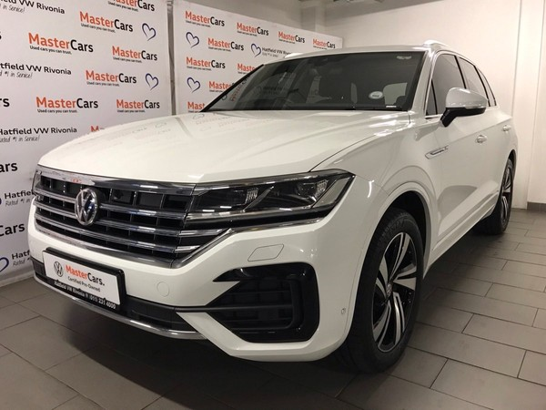 2020 Volkswagen Touareg 3.0 TDI V6 Luxury Gauteng Sandton_0