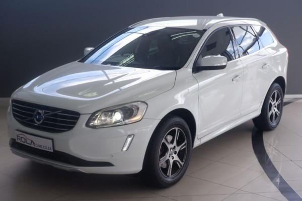2014 Volvo XC60 T5 Excel Powershift Western Cape Somerset West_0