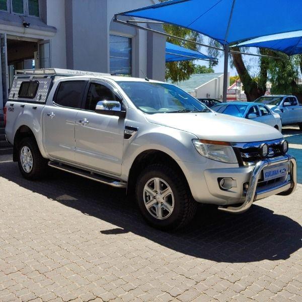 2013 Ford Ranger 3.2tdci Xlt 4x4 At Pu Dc  Northern Cape Kuruman_0
