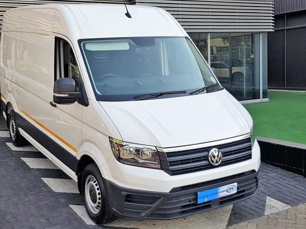 2018 Volkswagen Crafter 35 Facelift  2.0 TDI 103KW Panel Van Low18100kms Gauteng Midrand_0