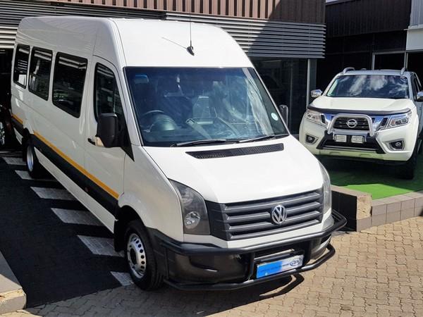 2014 Volkswagen Crafter 50 2.0 Tdi Hr 80kw Xlwb 22 Seater Bus  Gauteng Midrand_0