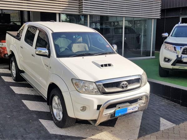 2010 Toyota Hilux 3.0d-4d Raider Rb At Pu Dc  Gauteng Midrand_0