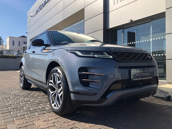 2019 Land Rover Evoque 2.0D First Edition 132KW D180 Gauteng Alberton_0