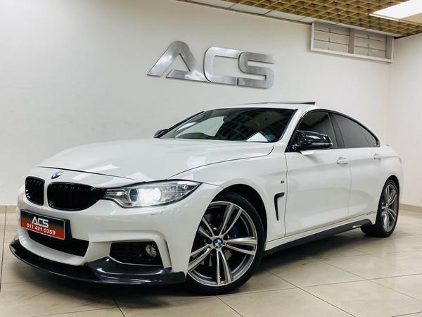 2015 BMW 4 Series 420d GRAN COUPE M SPORT M-PERFORMANCE AUTO  Gauteng Benoni_0