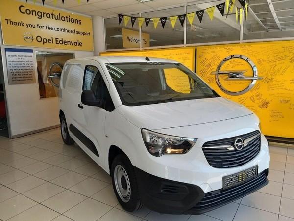 2019 Opel Combo Cargo 1.6TD FC PV Gauteng Edenvale_0