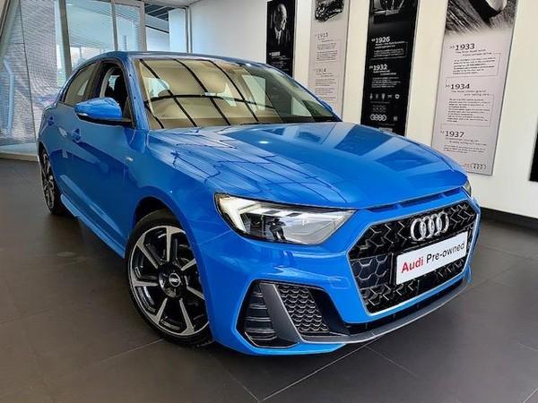 2019 Audi A1 Sportback 1.0 TFSI S-LINE S Tronic 30 TFSI Gauteng Rivonia_0