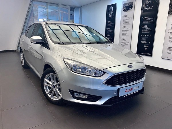 2015 Ford Focus 1.5 Ecoboost Trend Auto Gauteng Rivonia_0