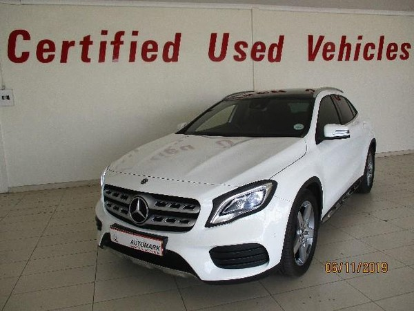 2018 Mercedes-Benz GLA-Class 200 Auto Free State Bothaville_0
