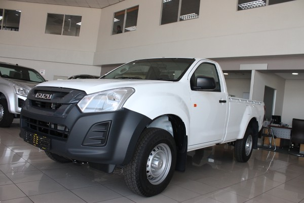 2019 Isuzu D-MAX 250 HO Fleetside Safety Single Cab Bakkie Gauteng Roodepoort_0