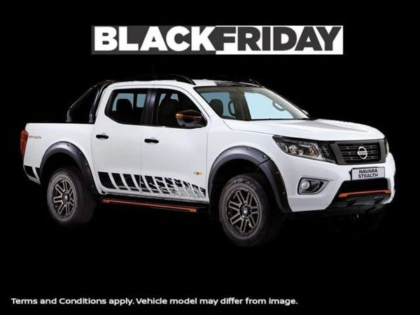 2019 Nissan Navara 2.3D Stealth 4X4 Auto Double Cab Bakkie Western Cape Cape Town_0