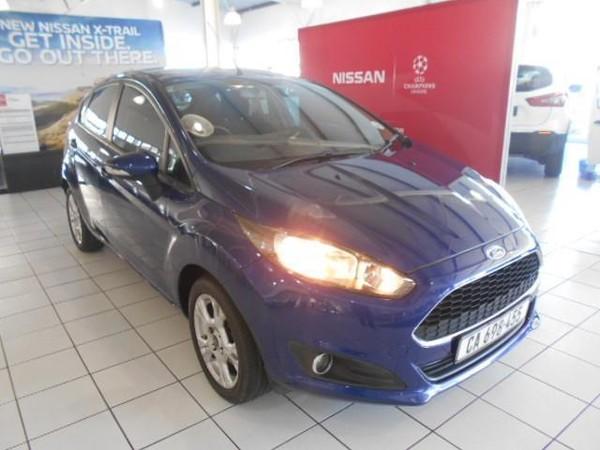 2017 Ford Fiesta 1.5 TDCi Trend 5-Door Western Cape Cape Town_0