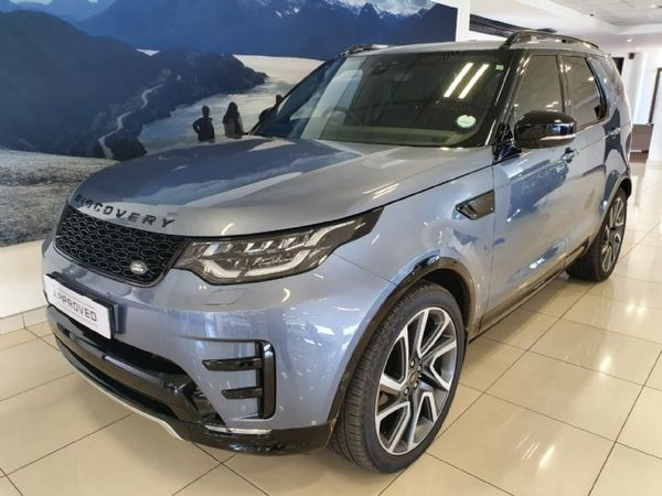 2019 Land Rover Discovery 3.0 TD6 HSE Gauteng Pretoria_0