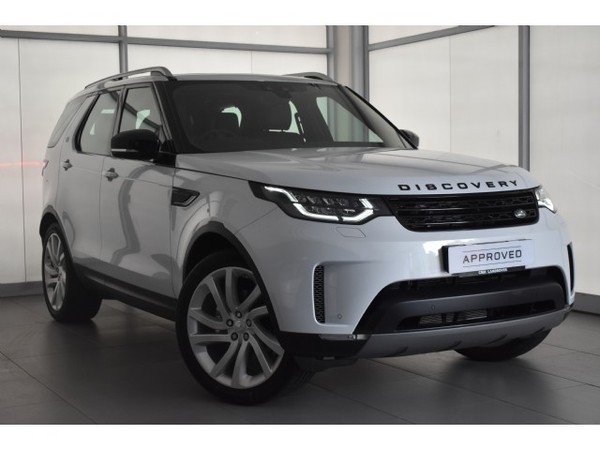 2019 Land Rover Discovery 3.0 TD6 SE Western Cape Cape Town_0