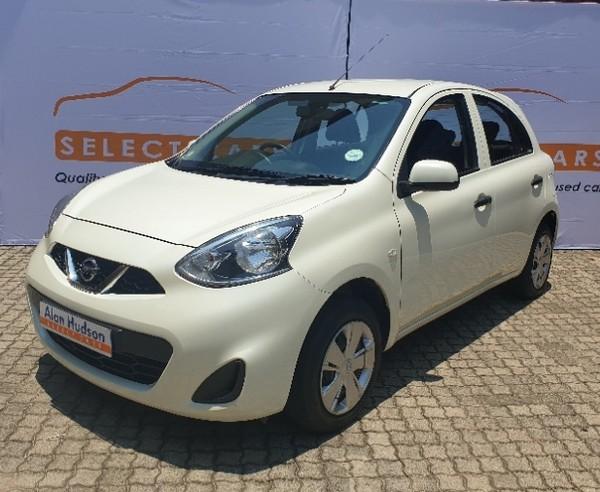 2018 Nissan Micra 1.2 Active Visia Mpumalanga Nelspruit_0
