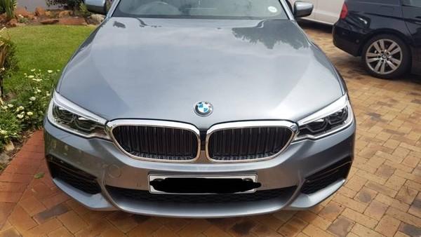 2019 BMW 5 Series 520D Auto M Sport Western Cape Athlone_0