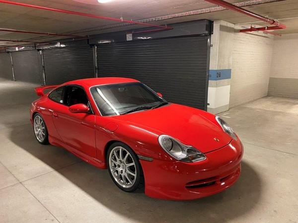 2000 Porsche 911 Gt3 996  Western Cape Cape Town_0