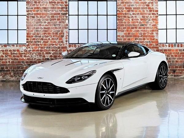 2017 Aston Martin DB11 Launch Edition  Western Cape Western Cape_0