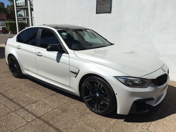 2016 BMW M3 M-DCT Gauteng Germiston_0