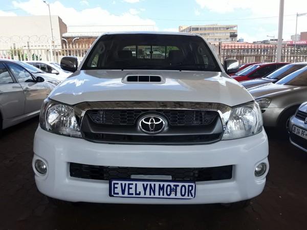 2010 Toyota Hilux 3.0 D-4d Raider 4x4 At Pu Dc  Gauteng Johannesburg_0