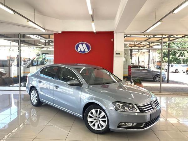 2012 Volkswagen Passat 1.8 Tsi Clne 118 Kw  Gauteng Vereeniging_0